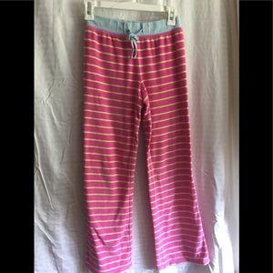 Mini Boden girl's terry cloth pants